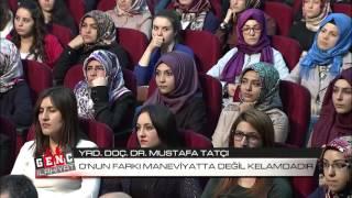 Genç İlahiyat - Doç. Dr. Mustafa Tatcı - (Yozgat Bozok Üniversitesi)