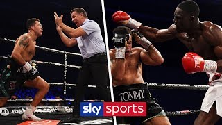 FULL FIGHT! Richard Riakporhe vs Tommy McCarthy | 2nd March 2019