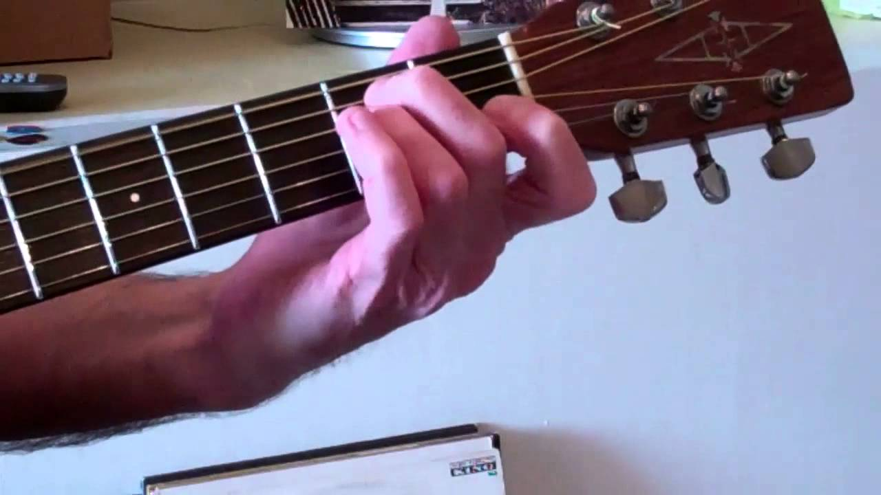6 Easy Guitar Chords To Happiness Youtube