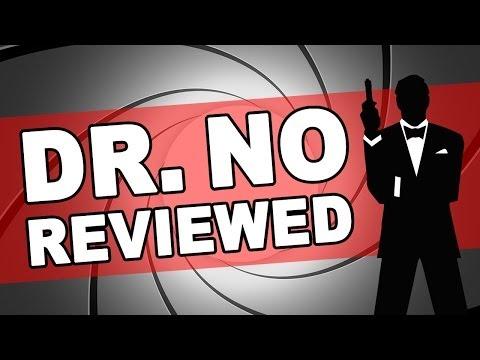 James Bond Radio | Podcast #3 - Dr. No Reviewed