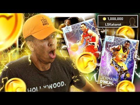 *INSANE* DIAMOND PULL PREDICTION! 1 MILLION VC PACK OPENING! NBA 2K19 MyTeam