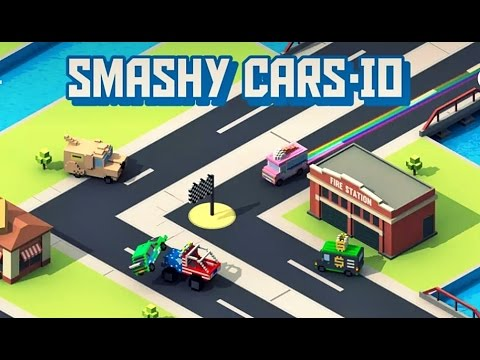 Smashy Cars.io - Android Gameplay HD