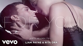 Download Lagu Liam Payne, Rita Ora - For You (Fifty Shades Freed) (Lyric Video) Mp3