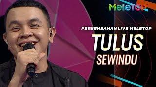 Tulus - Sewindu  | Persembahan Live MeleTOP | Neelofa & Nabil