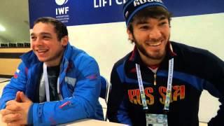 World Weightlifting Championships 2014 - Men