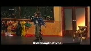 Kinderen voor Kinderen Songfestival 1998 - Mama is morgen van mij