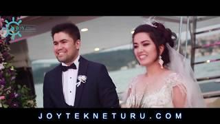 Таджикская Свадьба в Стамбуле - Наргис & Юсуф - 11/07/2018