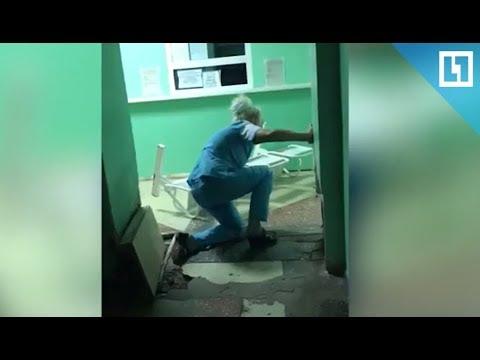 Медсестры зажигают видео