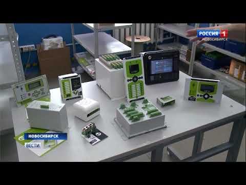 Сюжет о НПП Микропроцессорные технологии на телеканале Россия 1
