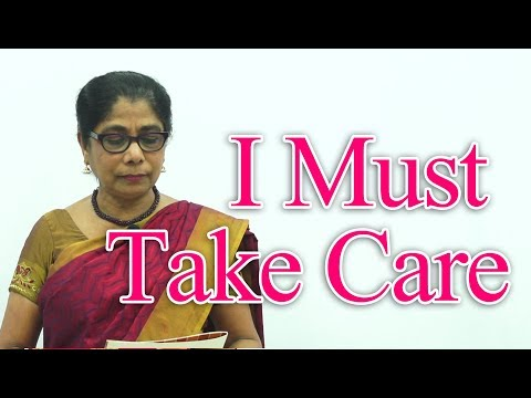 I Must Take Care | Character Building and Moral Values for Kids | Episode - 03