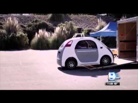 RIT on TV: RIT Expert comments on Self Driving Cars - WROC