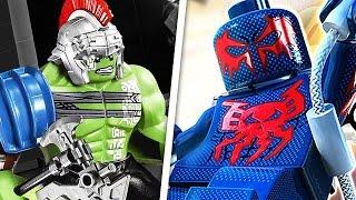 LEGO Marvel Super Heroes 2 - ПОДРОБНОСТИ СЮЖЕТА