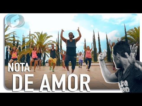 Nota de Amor - Wisin, Carlos Vives -  Salsation choreography by Alejandro Angulo