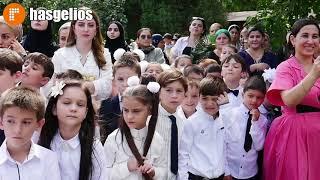 В Хасавюрте в прогимназии сказка прошел день знаний посвещаный 30 летию со дня открытия
