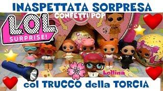 Baixar LOL SURPRISE #59 IL TRUCCO DELLA TORCIA e una LOL INASPETTATA! unboxing serie 3 By Lara e Babou