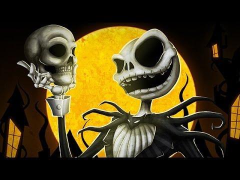 This is Halloween! (Jack Skellington) Speedpainting