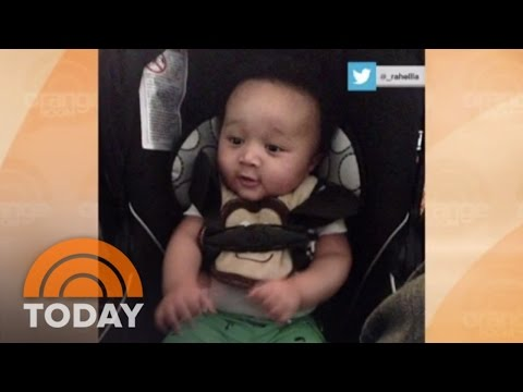 Does This Baby Look Like John Legend? | TODAY
