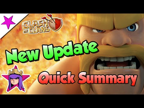 New Update SOON! Quick summary of the changes! Clash of ...