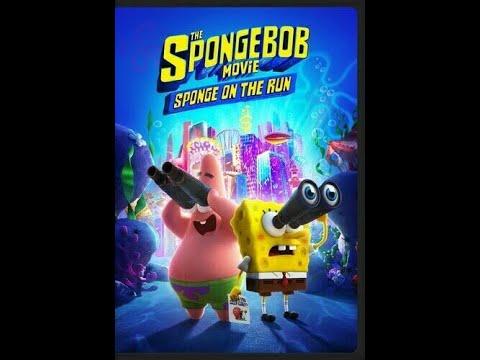 Download Opening To The Spongebob Movie:Sponge On The Run 2021 DVD