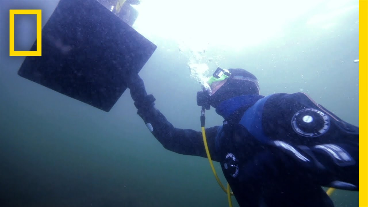 Prepper Build: Underwater Cache   Doomsday Preppers
