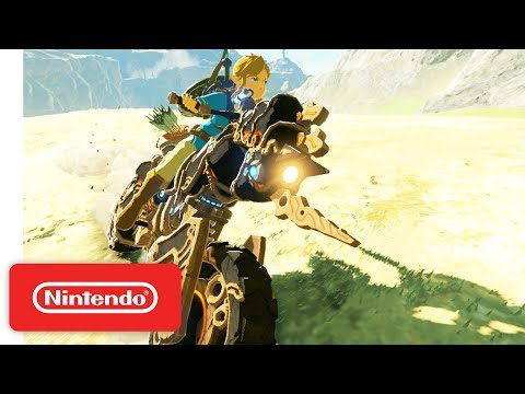 Download Youtube: The Legend of Zelda: Breath of the Wild Expansion Pass - The Champions' Ballad Trailer