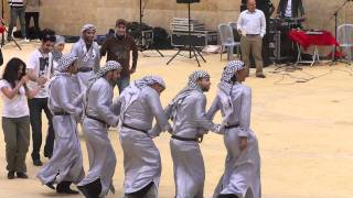 Uniting in Diversity Open Day and Fair - Palestinian Dabke - Peace Corps Jordan Thumbnail
