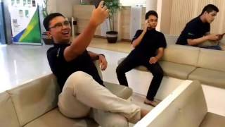 Mannequin Challenge BPJS Ketenagakerjaan Jakarta Kelapa Gading