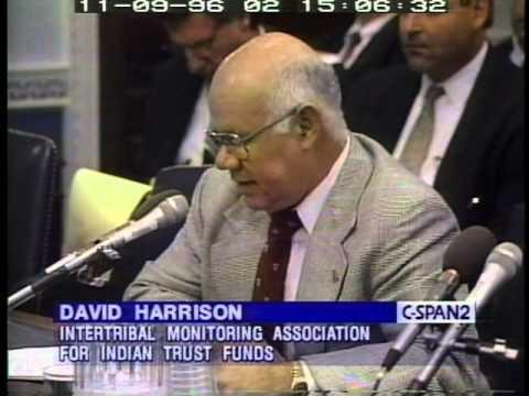 Indian Trust Fund Management