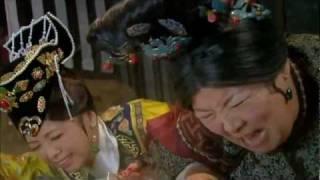 新還珠格格第二季38集- 容嬤嬤和皇后娘娘都被小燕子瘋狂地打