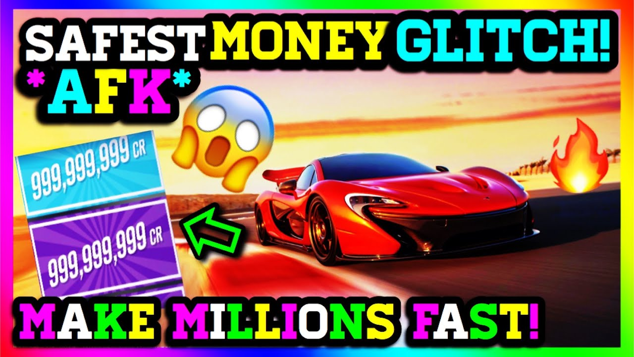 *SOLO AFK MONEY GLITCH* MAKE MILLIONS FAST! Forza Horizon 4 Money Glitch!  (Unlimited Cr/Influence)