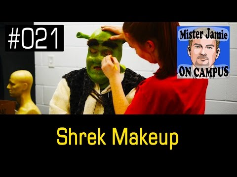 Episode 021 - Shrek Makeup