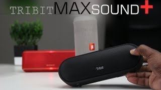 Tribit MaxSound Plus Review & Compared to JBL Flip 4 & SONY XB21