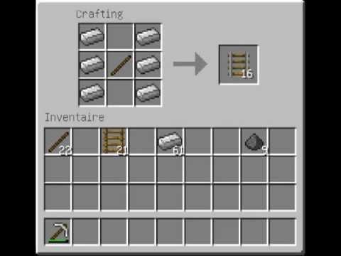 Comment faire des rails minecraft youtube - Comment faire des rosaces ...