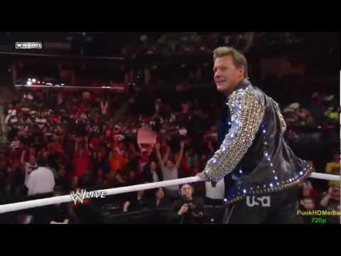 Chris Jericho Returns to WWE 2012