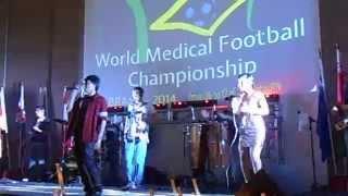 Baixar Forró Meirão no World Medical Football Championship - 5