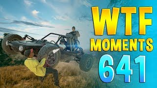 TODAY'S PUBG FUNNY/WTF MOMENTS EP 641