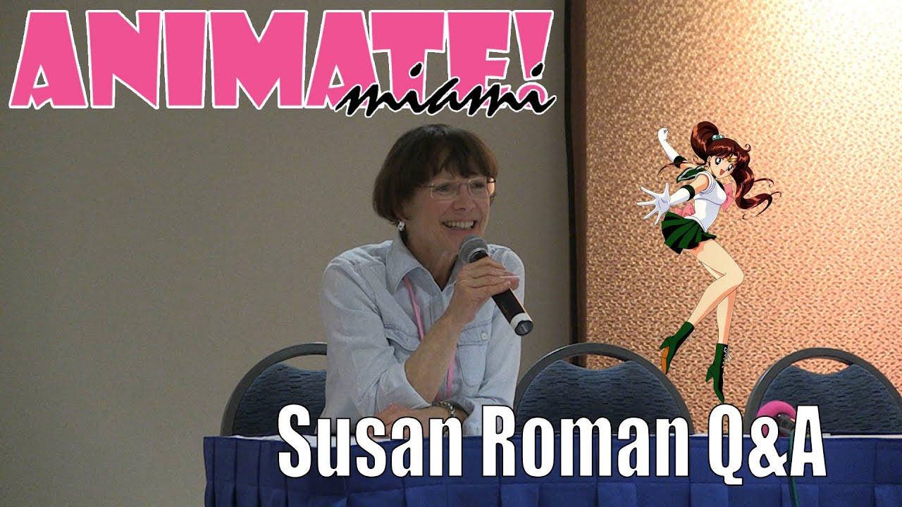 Watch Susan Roman video