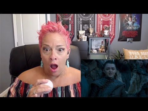 Game of Thrones 8.1/Winterfell REACTION
