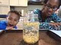 Dancing Popcorn Experiment: Easy Science Experiments For Kids