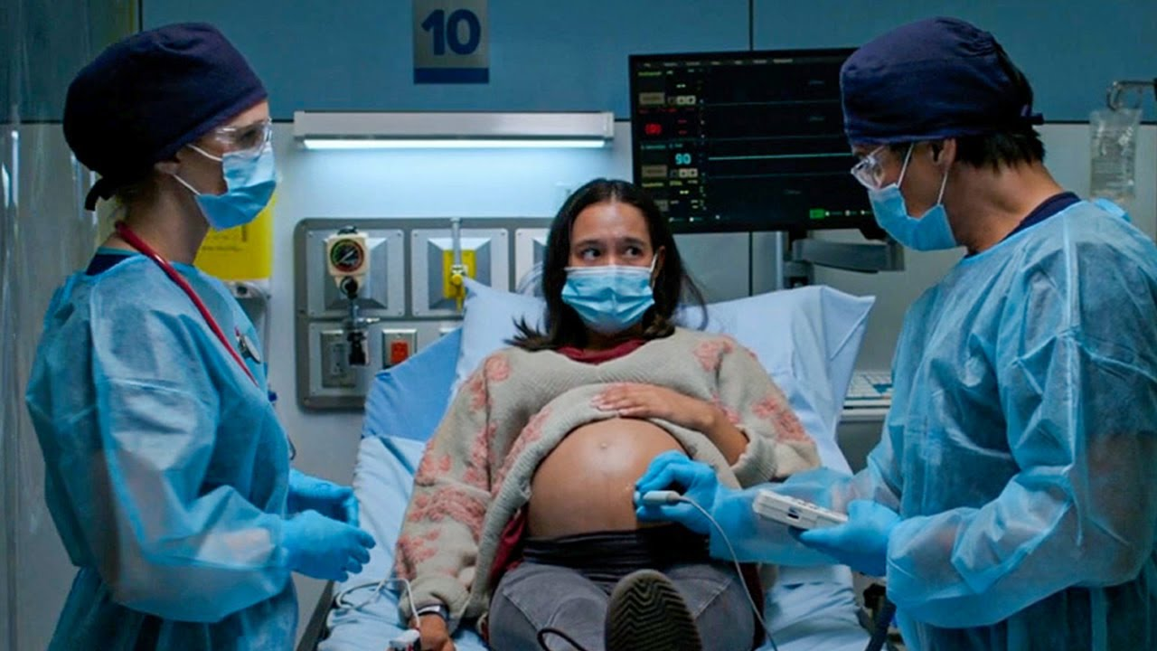 Download Pregnant Woman With COVID-19 (Part 1) - The Good Doctor 4x01