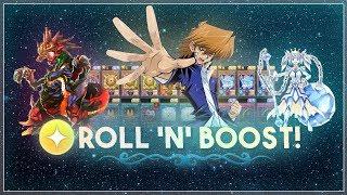 ROLL 'N' BOOST *Drop Skill* // ROGUE DECK Destroying Fur Hires & Amazoness [Yu-Gi-Oh! Duel Links]