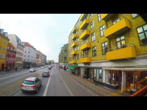 Copenhagen Bus Tour
