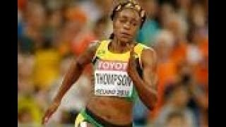 Elaine Thompson loses the 100M world Championship and Jamaican commentator gets embarass
