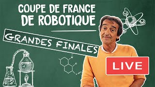 Finales de la Coupe de France de Robotique 2019