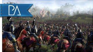 Slaughter of A Thousand Samurai - Sub Commanders - Shogun 2 Total War