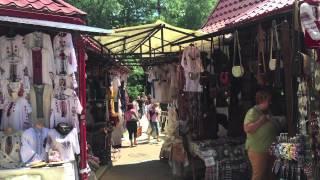 Путешествие в Карпаты.Рынок в Яремче.Часть 1(, 2015-07-17T18:17:33.000Z)