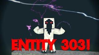 Призвал ENTITY 303 на сервере? Он существует!!! / I found entity 303 SIGHTING #4