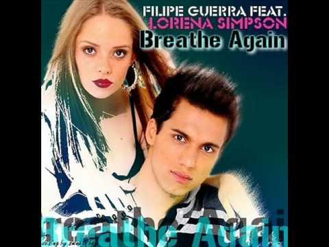filipe guerra feat.lorena simpson - breathe again