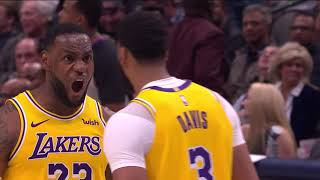 Dallas Mavericks vs Los Angeles Lakers | November 1 2019