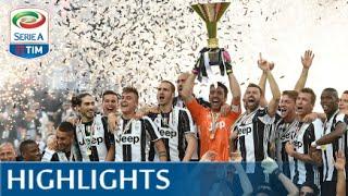 Juventus-Sampdoria-5-0 - Highlights - Giornata 38 - Serie A TIM 2015/16